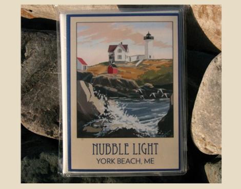 Nubble Lighthouse Brag Book Photo Album